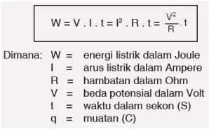 ENERGI-LISTRIK